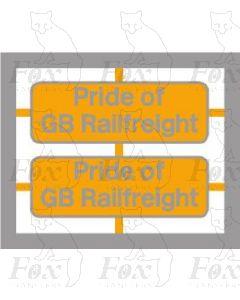 66773 Pride of GB Railfreight