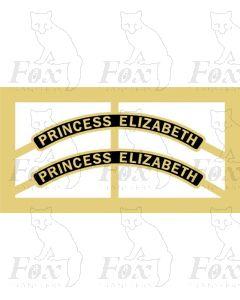 6201  PRINCESS ELIZABETH