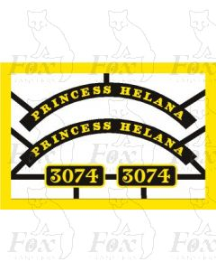 3074 PRINCESS HELENA