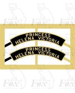 6208  PRINCESS HELENA VICTORIA