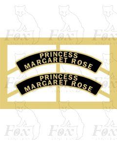 6203  PRINCESS MARGARET ROSE