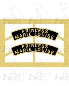 6206  PRINCESS MARIE LOUISE