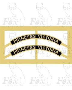 6205  PRINCESS VICTORIA