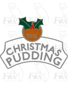 Headboard - THE CHRISTMAS PUDDING