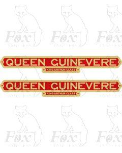 454 QUEEN GUINEVERE