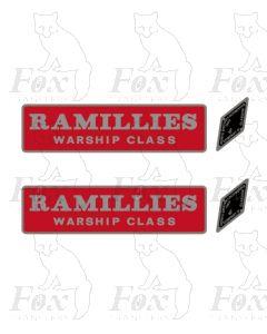 D837 RAMILLIES