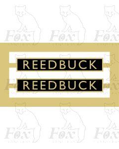 1031  REEDBUCK