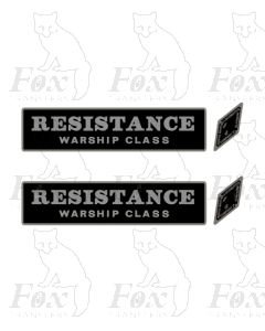 D840 RESISTANCE