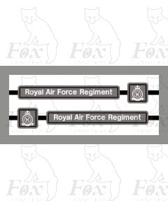 91005 Royal Air Force Regiment