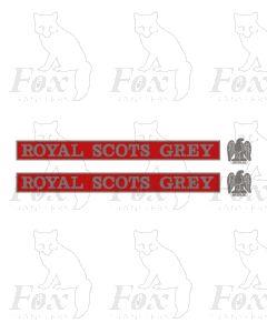 D9000 ROYAL SCOTS GREY