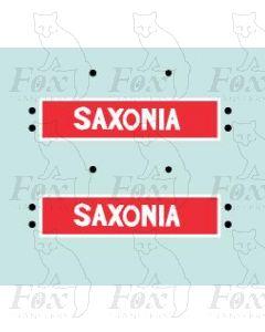 40029 SAXONIA