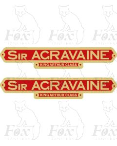 30775  SIR AGRAVAINE