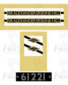 61221 SIR ALEXANDER ERSKINE