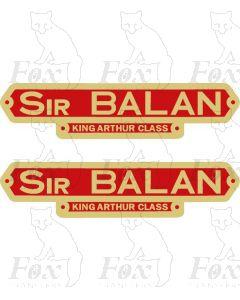 30769  SIR BALAN