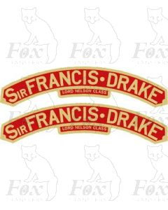 851  SIR FRANCIS DRAKE