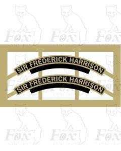 5524  SIR FREDERICK HARRISON