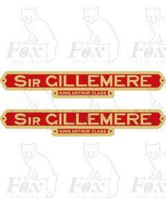 30783  SIR GILLEMERE