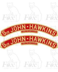 865  SIR JOHN HAWKINS