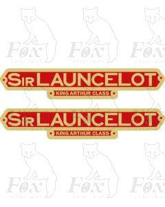 455 SIR LAUNCELOT