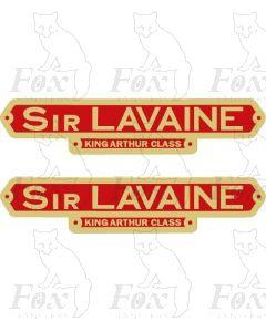30773  SIR LAVAINE