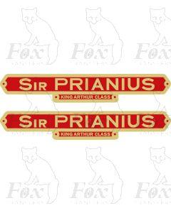 30770  SIR PRIANIUS