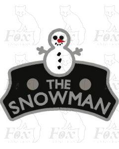 Headboard - SNOWMAN