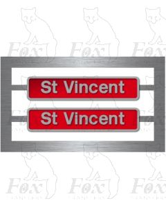 50004 St Vincent (with crests)