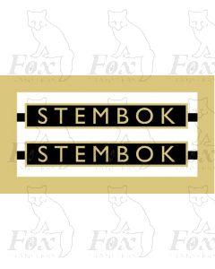 61032 STEMBOK