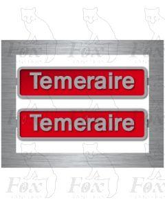 50003 Temeraire