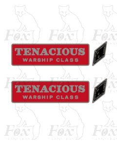 D852 TENACIOUS