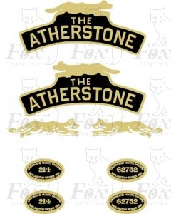 214  THE ATHERSTONE