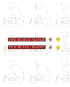 55013 THE BLACK WATCH