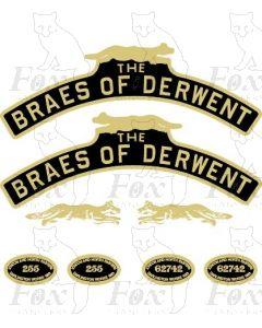 255  THE BRAES OF DERWENT