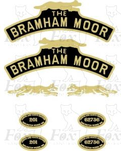 201  THE BRAMHAM MOOR
