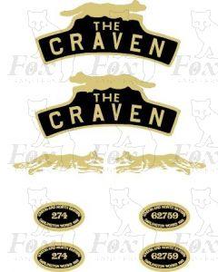 274  THE CRAVEN