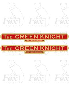 754  THE GREEN KNIGHT