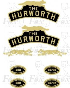 282  THE HURWORTH