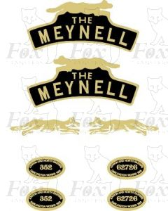 352  THE MEYNELL