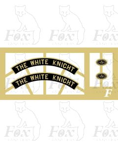 60077  THE WHITE KNIGHT