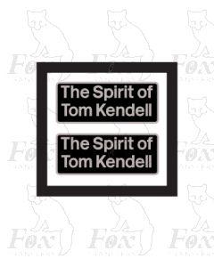 60007 The Spirit of Tom Kendell