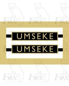 1028  UMSEKE