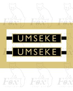 6102 UMSEKE
