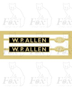60114  W.P. ALLEN