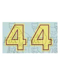 LMS Post-War Locomotive Livery Numbering