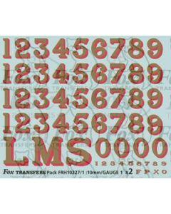 LMS Locomotive graphics 1927-late 1930s