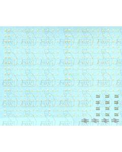Res Loco Numerals/Detailing