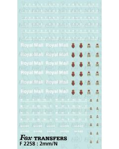 Royal Mail Branding/Crests