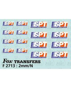 SPT Logos in colour