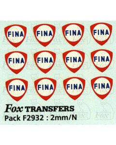 Fina older style Logos for Class A tankers