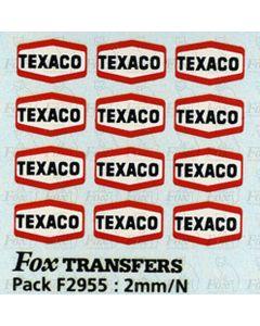 Texaco Tanker Logos